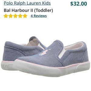 Ralph Lauren Boys Sneakers